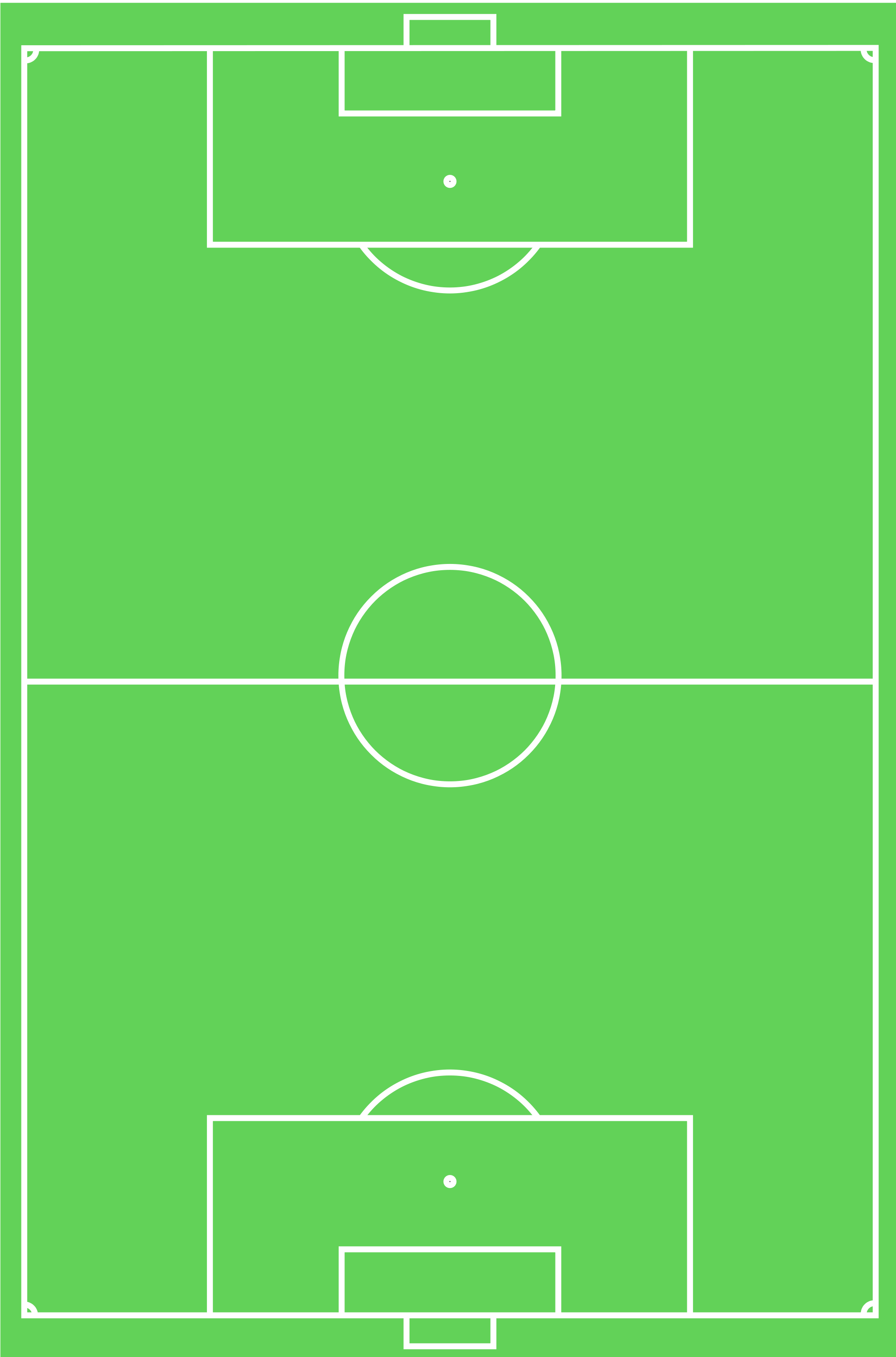 Football field banner clipart. Soccer layout correct dimensions