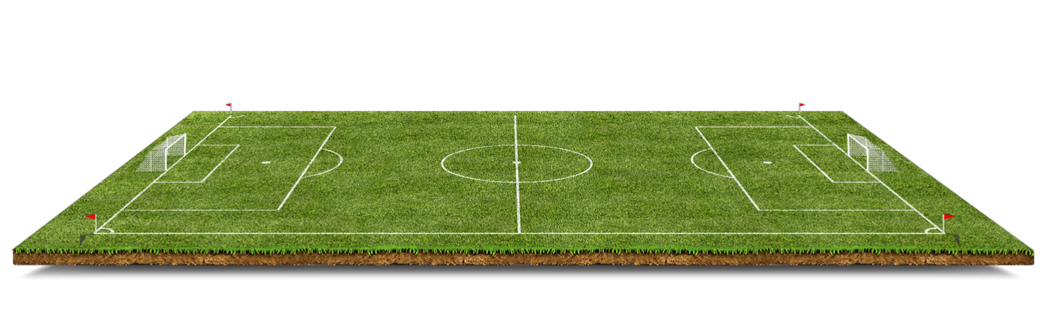 Stadium d soccer sport. Football field grass clipart