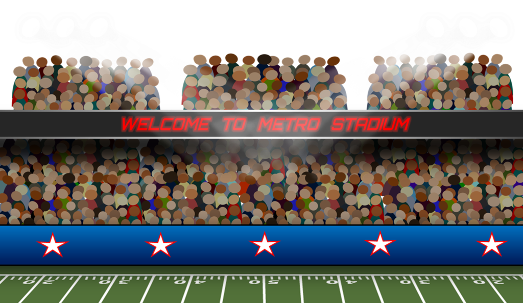 Football field lines clipart image transparent Football Stadium Clipart (60+) image transparent