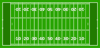 Football field numbers clipart black and white. American wikipedia