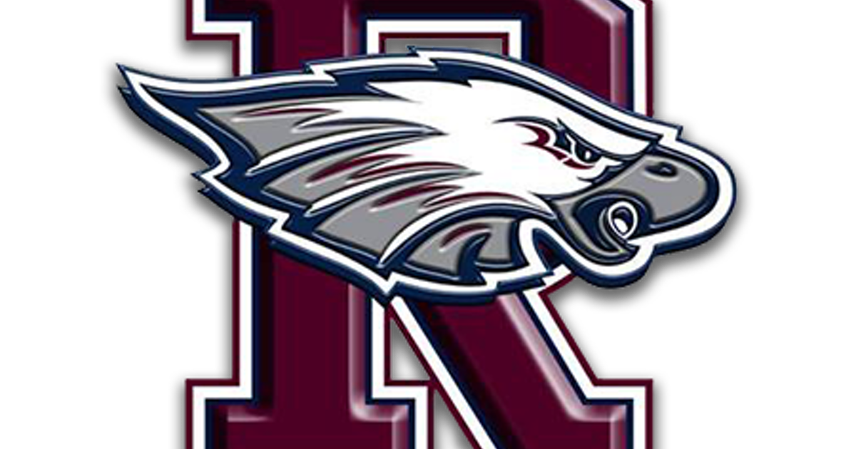 Football garland clipart jpg royalty free download Rowlett Eagles | SportsDayHS.com jpg royalty free download