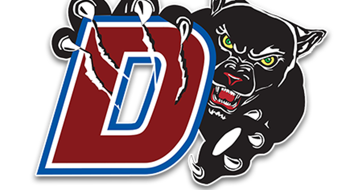 Football garland clipart graphic royalty free stock Duncanville Panthers | SportsDayHS.com graphic royalty free stock