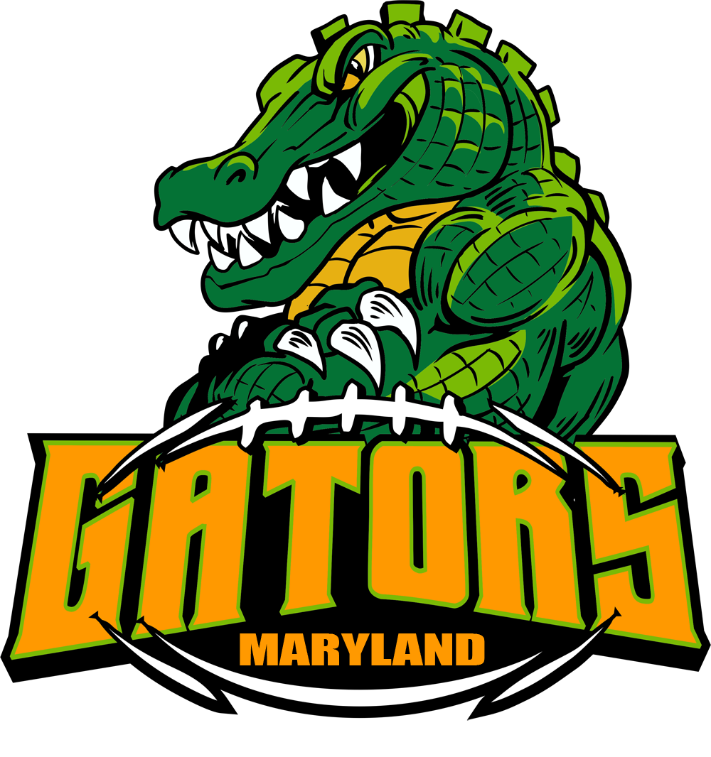 Uf football clipart picture library Baltimore Gators :: No Pads Spring Tackle Football Team | A7FL picture library