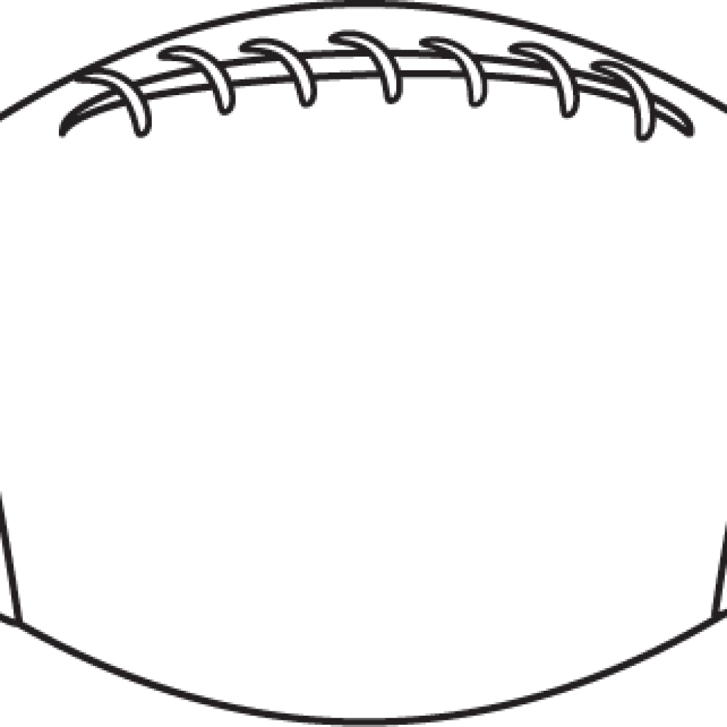 White football clipart image library Football Clipart Black And White hand clipart hatenylo.com image library