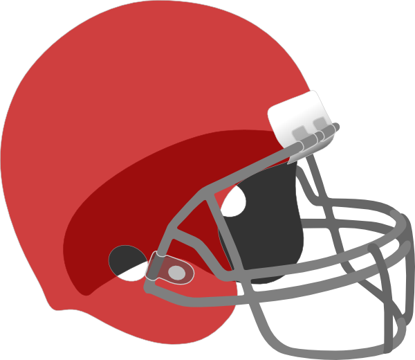 Football helmet and ball clipart. Clip art at clker