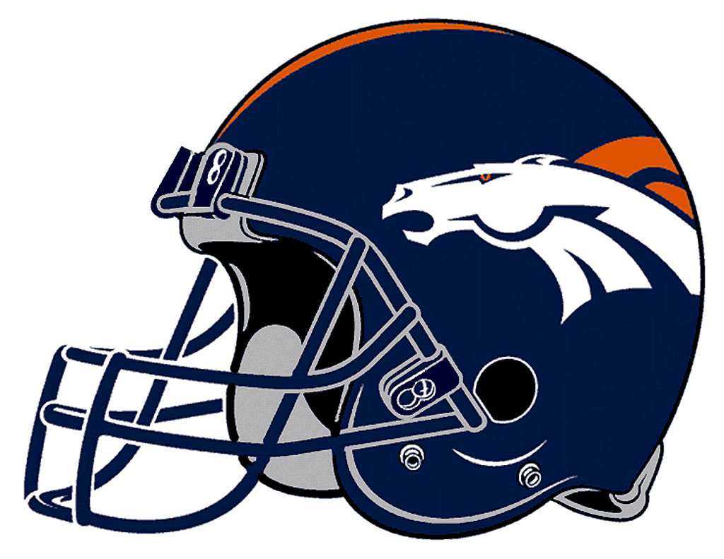 Free denver broncos png. Football helmet clipart abstract