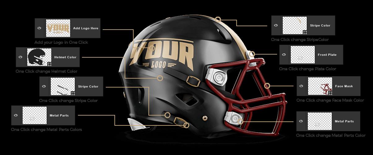 Football helmet outline clipart jpg royalty free stock Enchanting Football Helmet Template Festooning - Examples ... jpg royalty free stock
