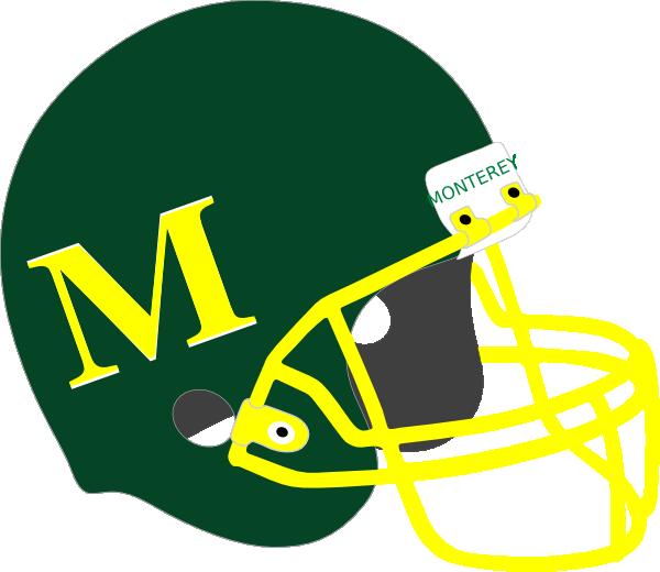 Football helmets clipart green. Helmet clip art at