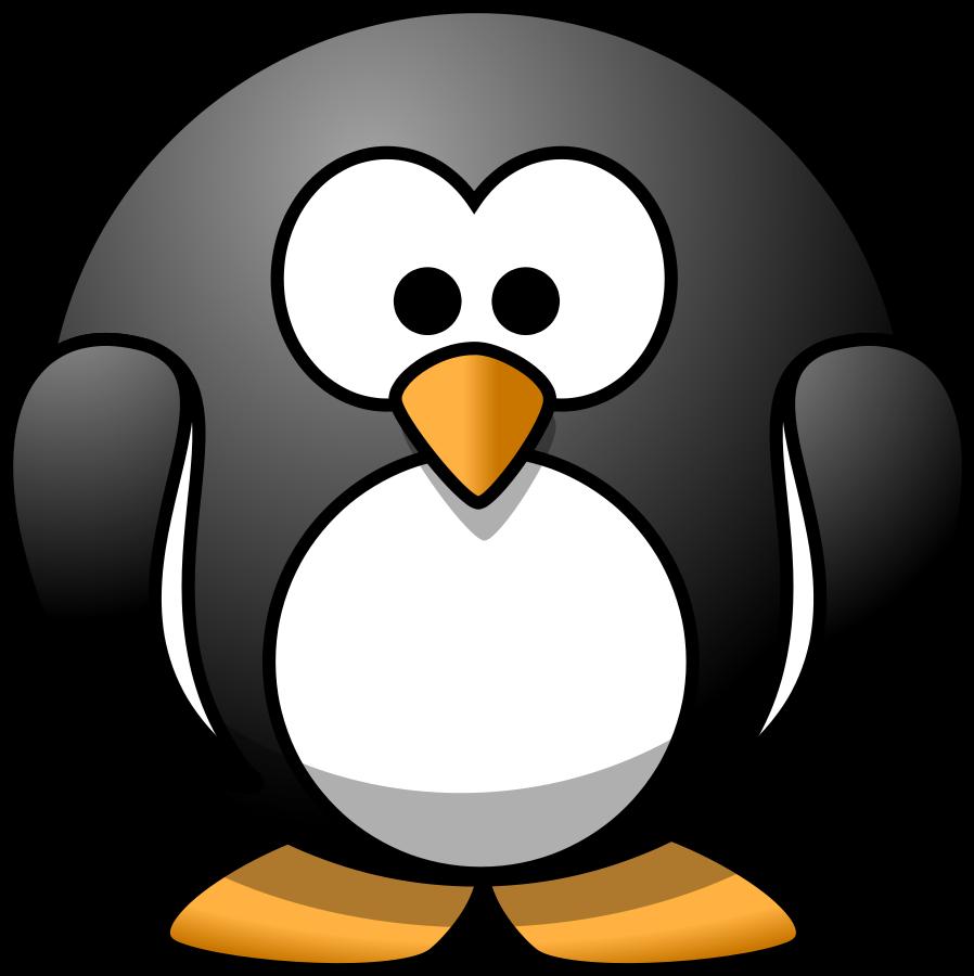 Pumpkin penguin clipart svg freeuse Huddle Clipart | Clipart Panda - Free Clipart Images svg freeuse