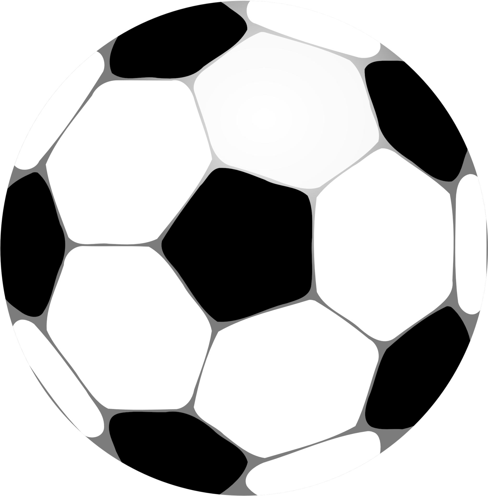 Football images hd clipart png library stock HD A Soccer Ball Clipart Free To Use Clip Art Resource - Football ... png library stock