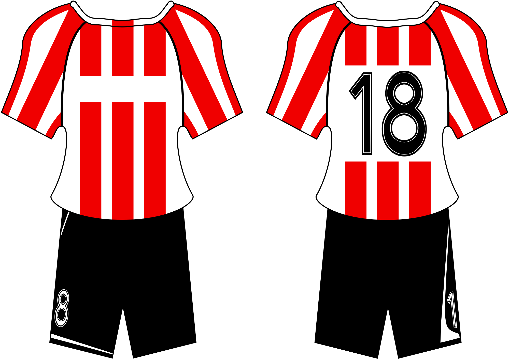 Football jersey clipart black and white clip art free Football Jersey Clipart#4763233 - Shop of Clipart Library clip art free