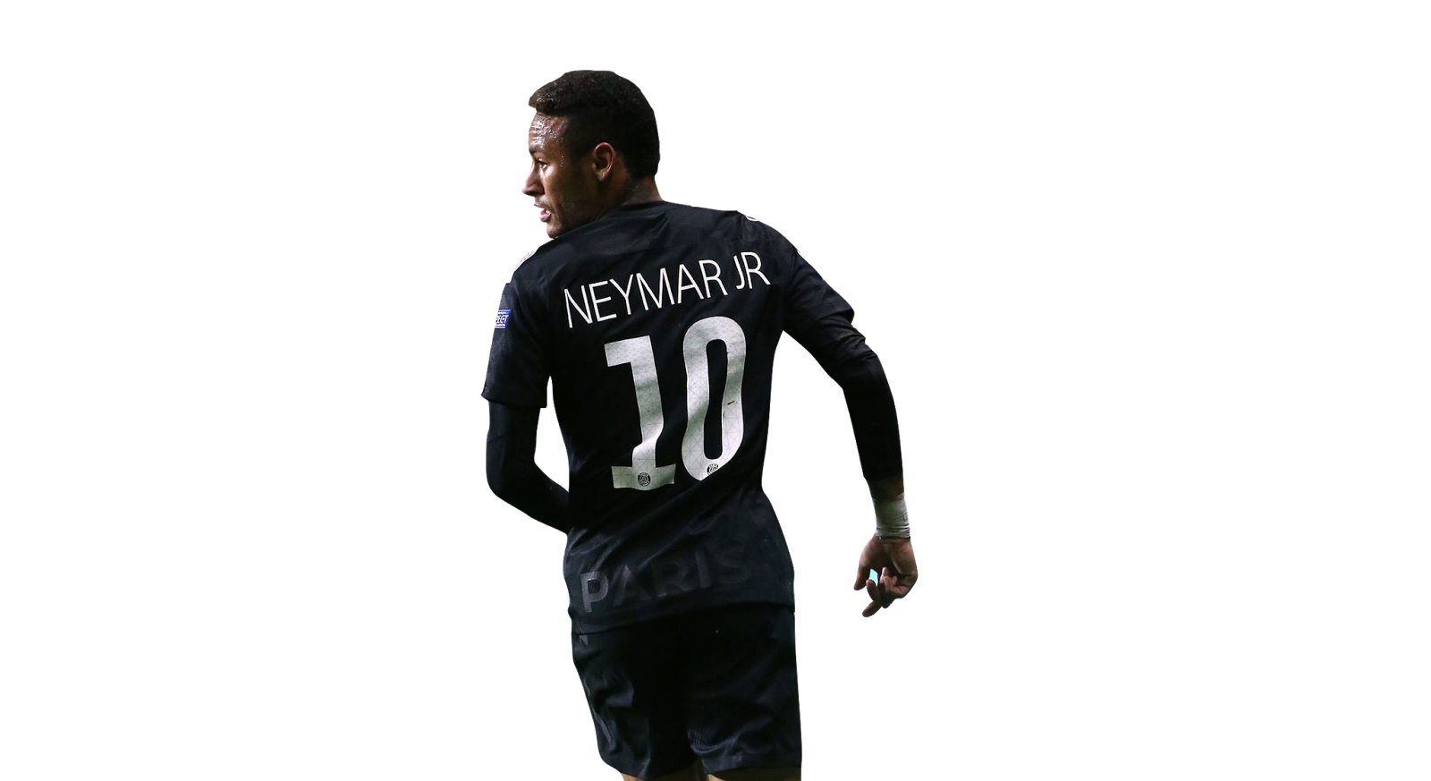 Football jersey clipart png image free download Neymar 10 Football Player Png Psg By Kora Renders image free download