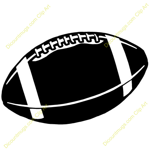 Football jpg clipart banner black and white stock Football clipart jpg - ClipartFest banner black and white stock