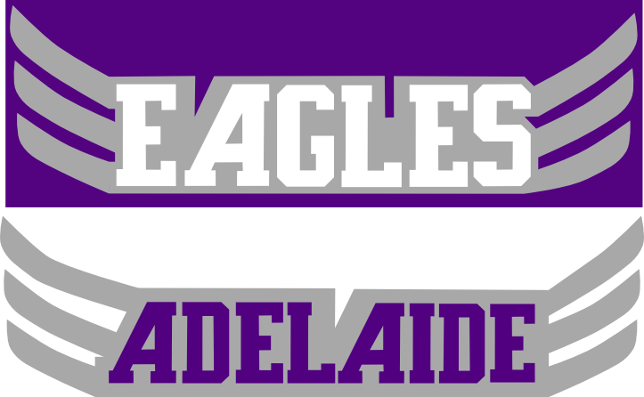 Football xo clipart svg royalty free download Adelaide Eagles American football club redesign - Concepts - Chris ... svg royalty free download