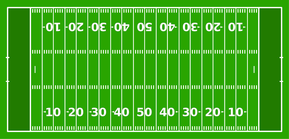 Football numbers field clipart black and white. Gridiron wikipedia