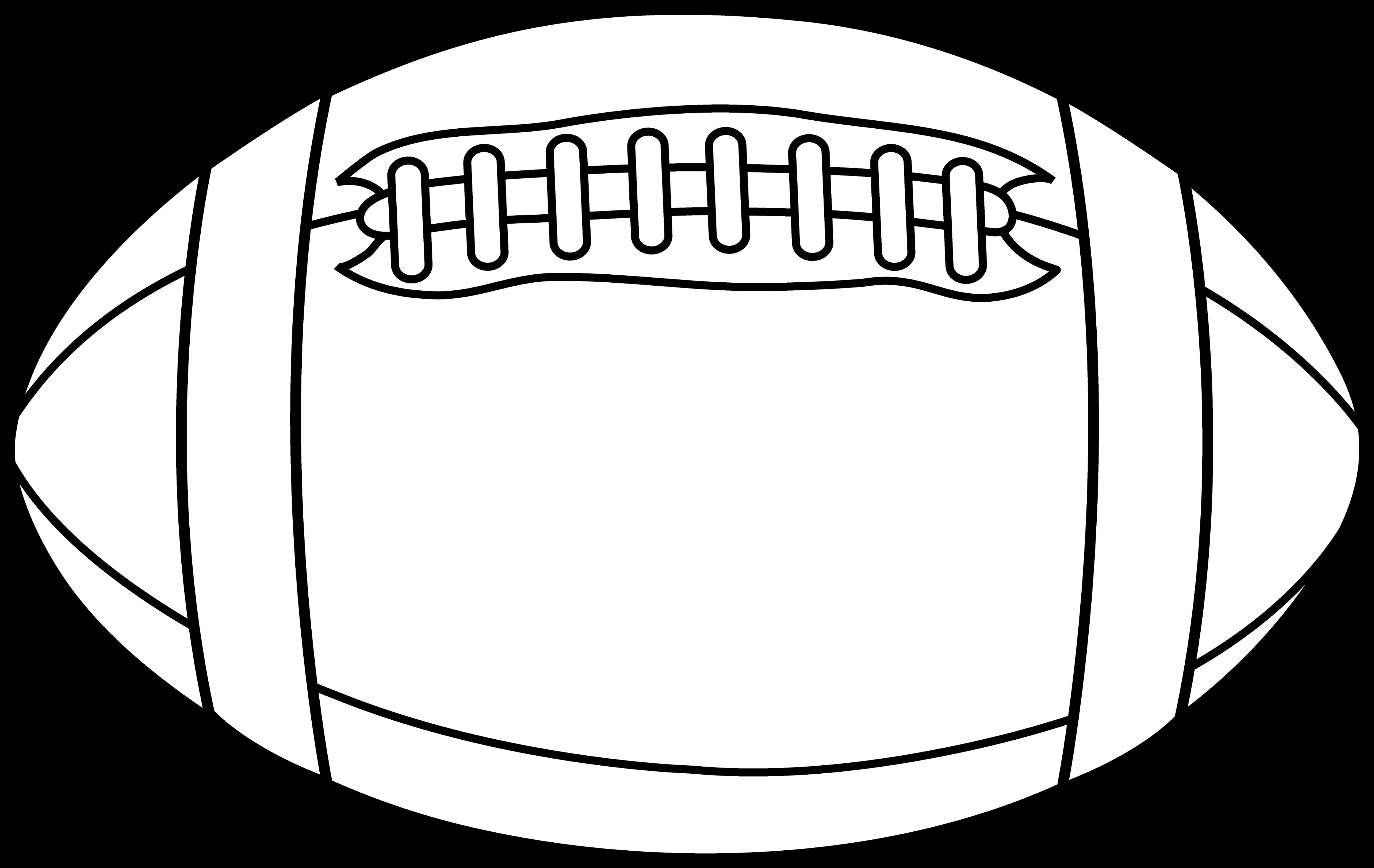 Day soidergi . Football numbers field clipart black and white