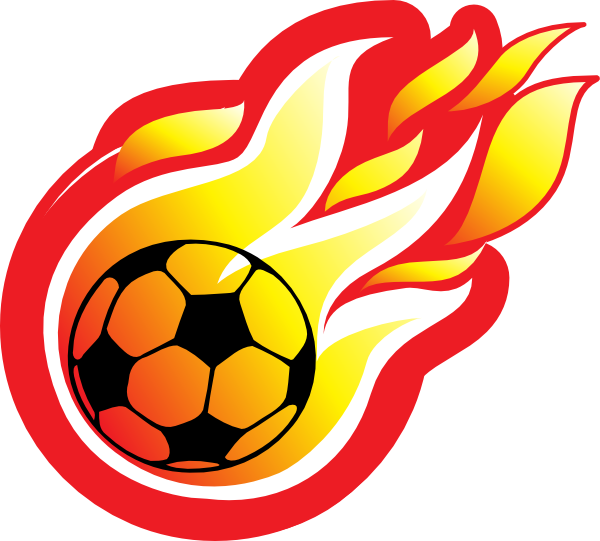 Football on fire clipart jpg transparent download Fireball 20clipart   Clipart Panda - Free Clipart Images jpg transparent download