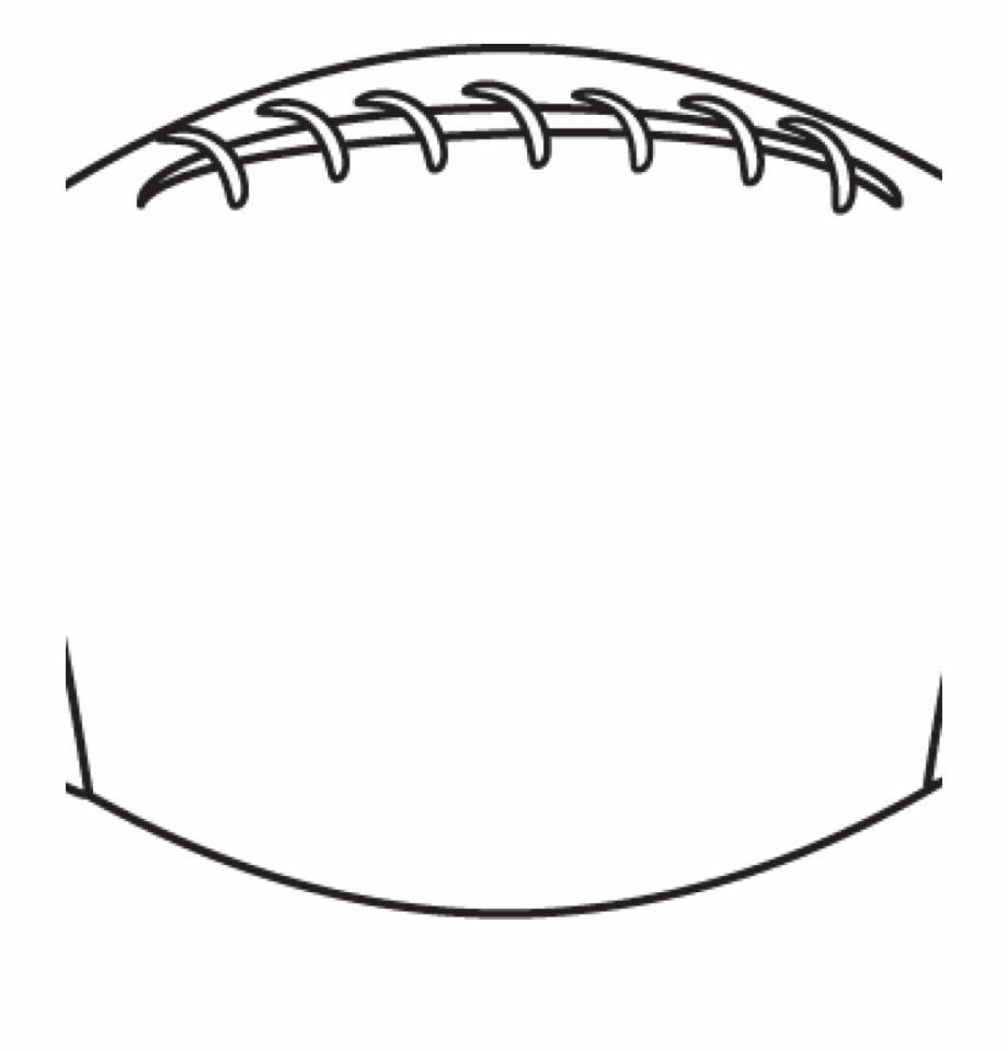 Football outline ball clipart svg free stock Football Outline Clipart Football Outline Image Clipart - Black ... svg free stock