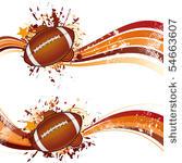 Football page border clipart jpg stock Football Border Clipart (87+ images in Collection) Page 1 jpg stock