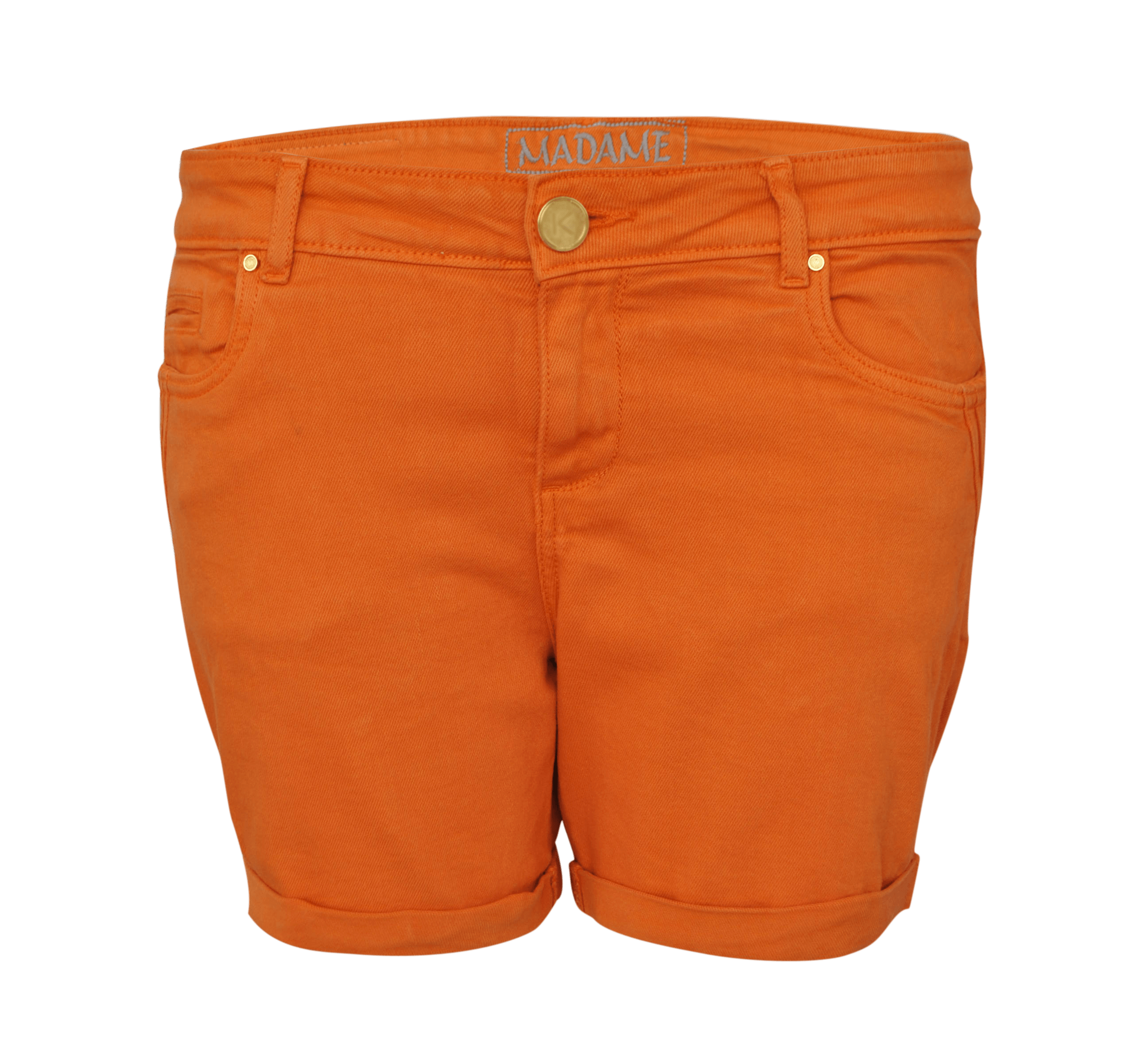 Football pants clipart picture royalty free Short Pant Orange transparent PNG - StickPNG picture royalty free