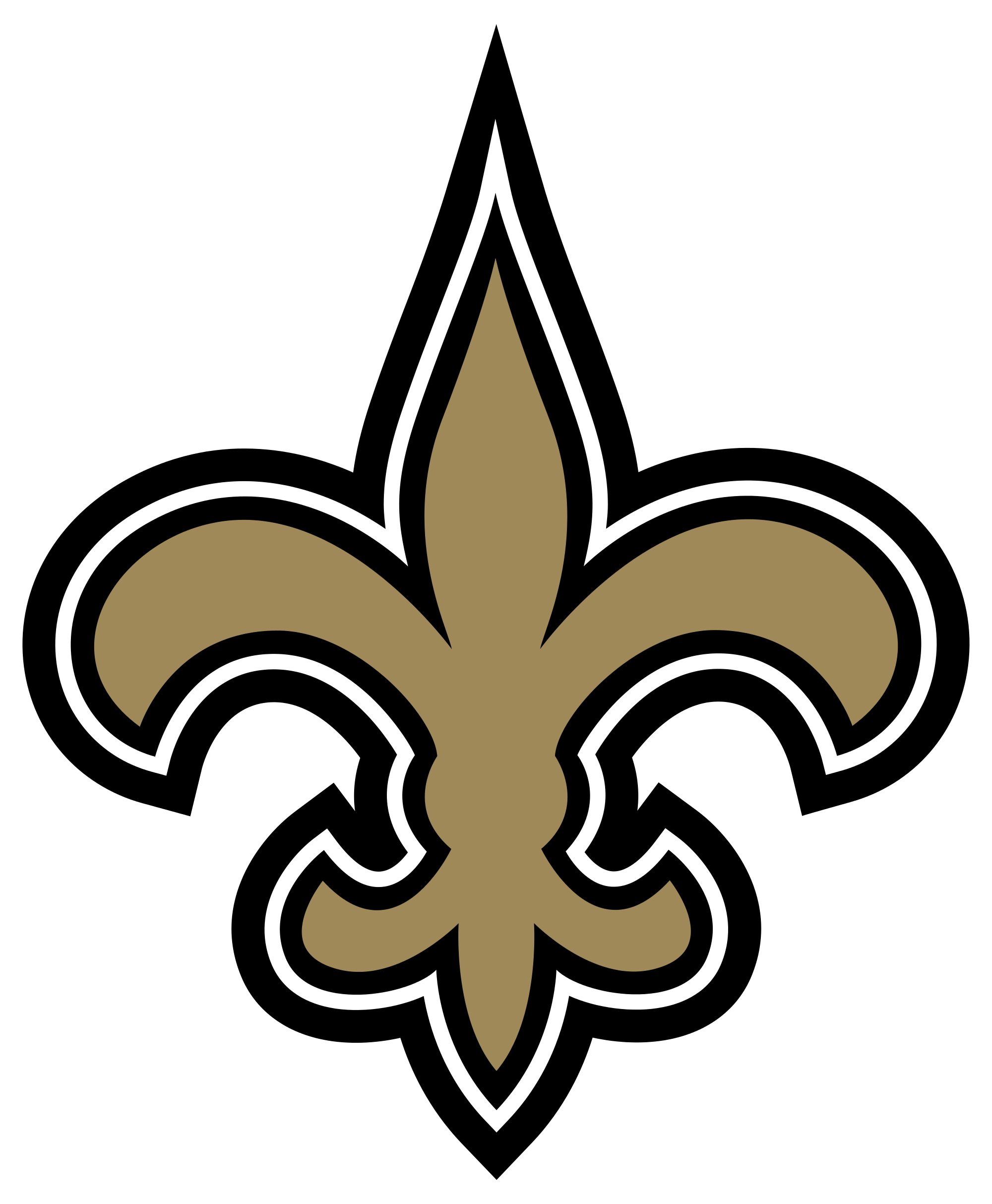 New orleans saints football clipart picture royalty free library File:New Orleans Saints.svg - Wikimedia Commons | Cricut magic ... picture royalty free library