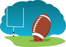Football photos clipart image transparent Sports Clipart - Free Football Clipart to Download image transparent