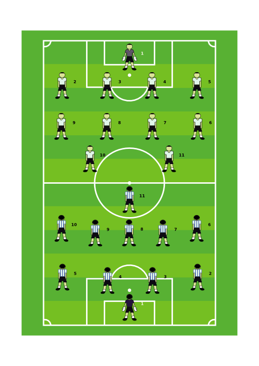 Free football field clipart royalty free Soccer Field Clipart | i2Clipart - Royalty Free Public Domain Clipart royalty free