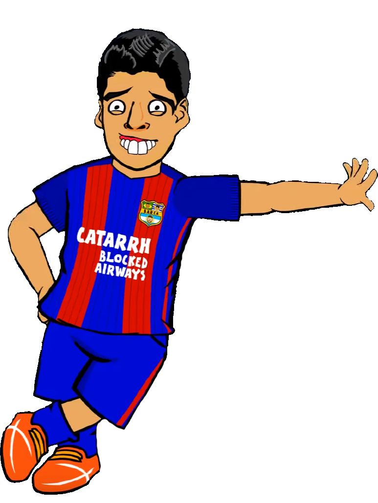 Football player blocking clipart vector royalty free stock Image - Suarez.png | 442oons Wiki | FANDOM powered by Wikia vector royalty free stock