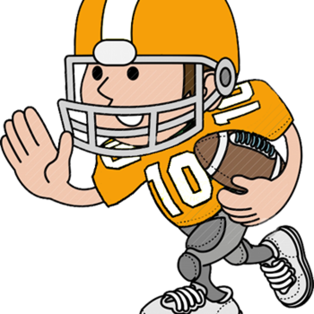 Football player clipart free vector library stock Football Player Clipart cat clipart hatenylo.com vector library stock