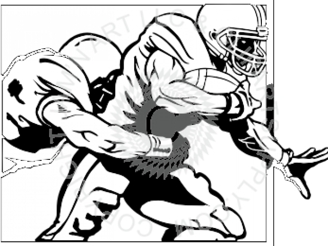 Football player tackling clipart svg black and white Football Laces Clipart Free Download Clip Art - carwad.net svg black and white