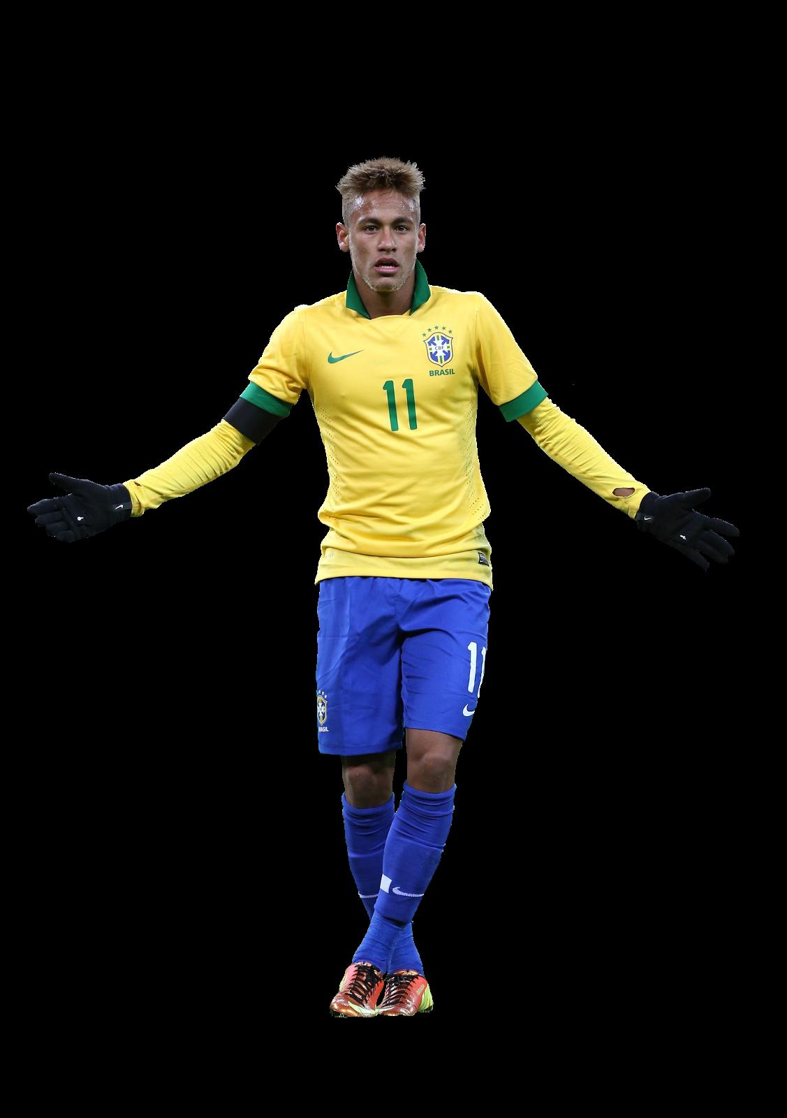 Football player emoji clipart graphic transparent library Neymar 11 Brazil Png Team Football graphic transparent library