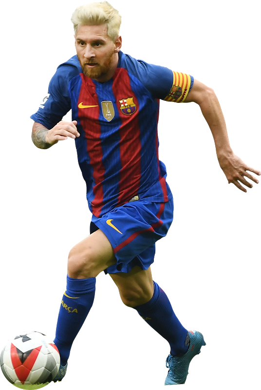 Football player emoji clipart clip free Lionel Messi Barcelona 2017 Png Clipart Image clip free