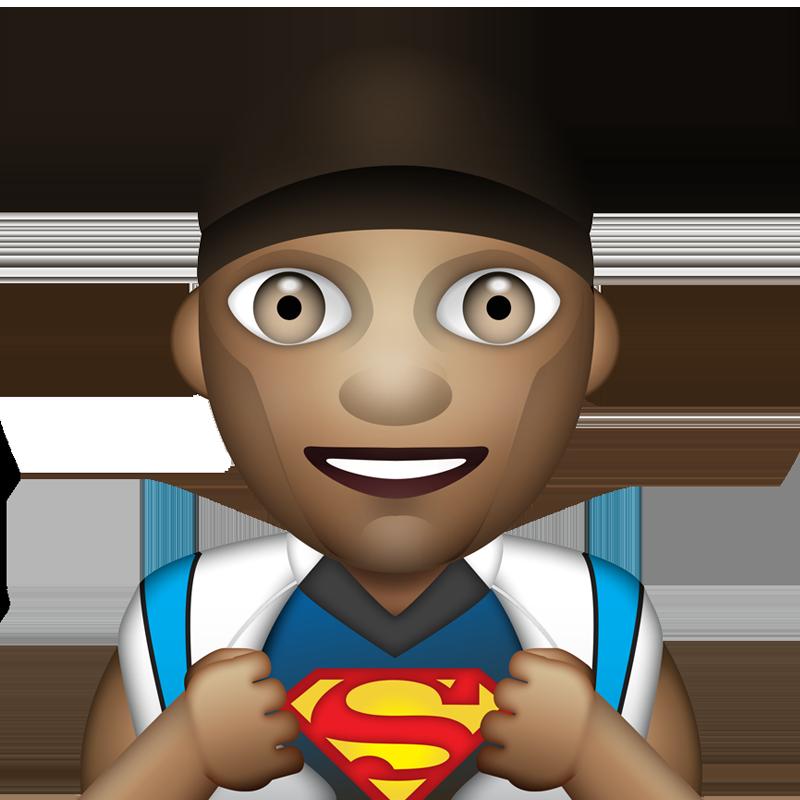 Football player emoji clipart jpg royalty free library Top 40 Fantasy Football Emojis jpg royalty free library