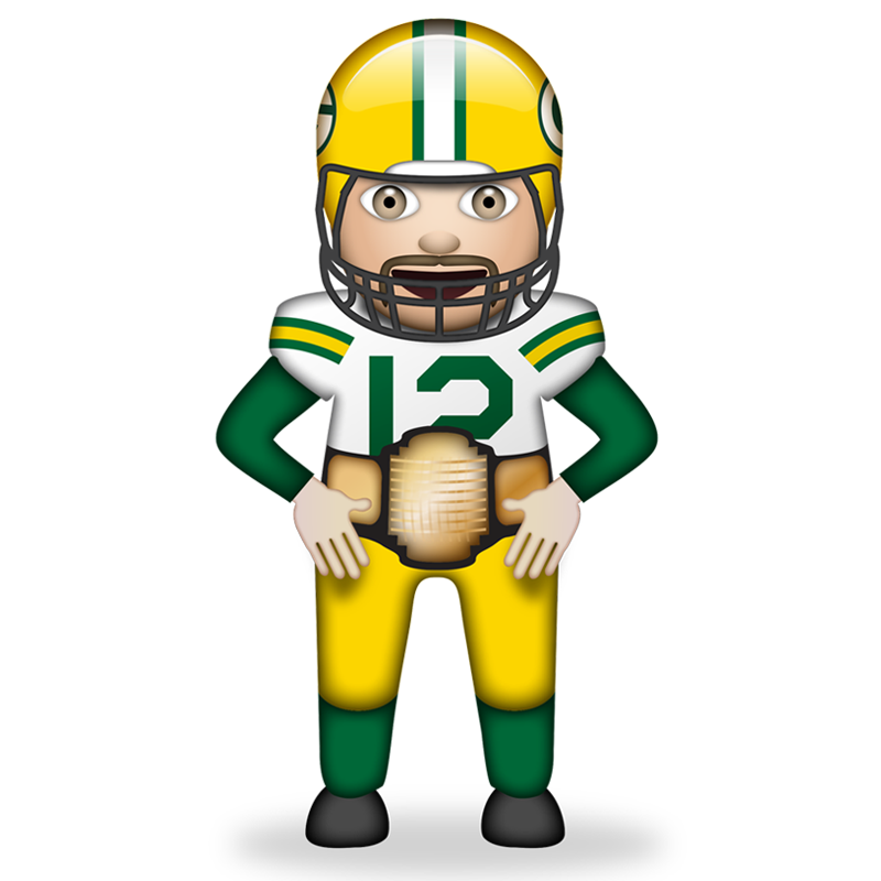 Football player emoji clipart vector transparent library An NFL Emoji Keyboard Is Now Here, And It's Awesome - Daily Snark vector transparent library
