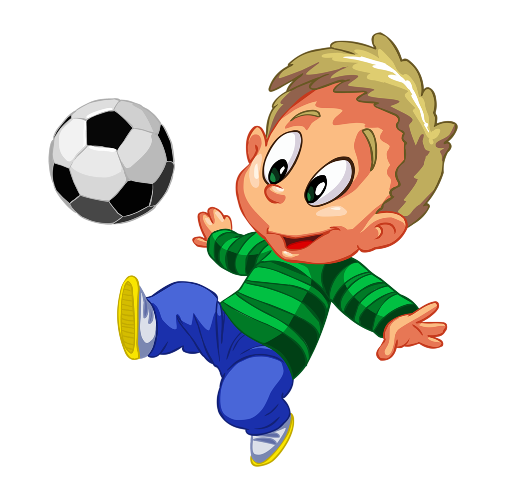 Football player funny clipart clip art transparent library Set of funny kids 01.png | Clip art and Album clip art transparent library