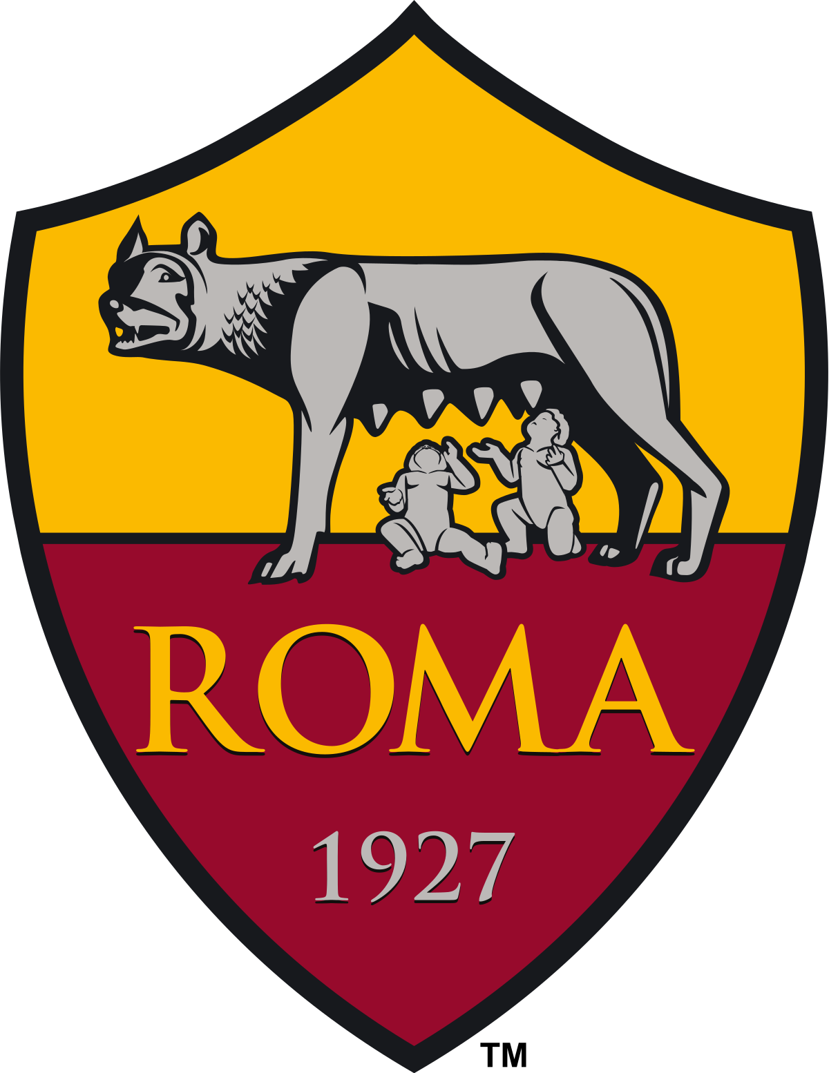 Football player laying on the ground clipart picture free A.S. Roma - Wikipedia picture free