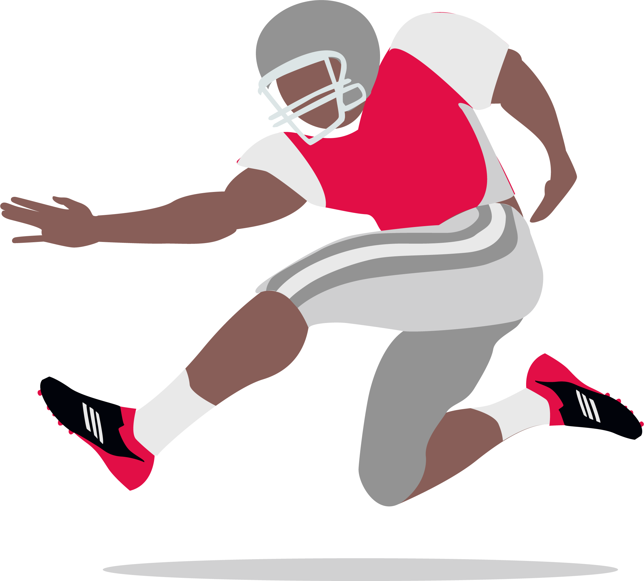 Football player tackling clipart image royalty free The Student Section: OZY's College Football Crash Course | The ... image royalty free