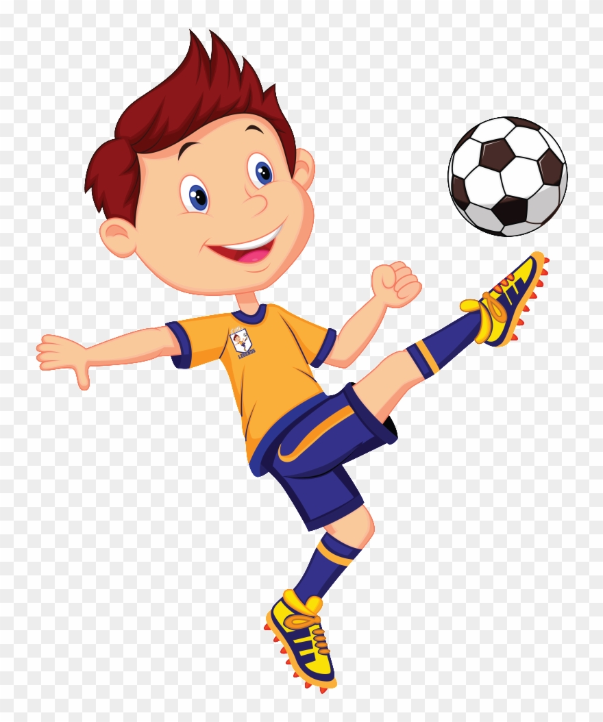 Soccer player pictures clipart jpg transparent library Football Player Png - Playing Football Clipart Transparent Png ... jpg transparent library