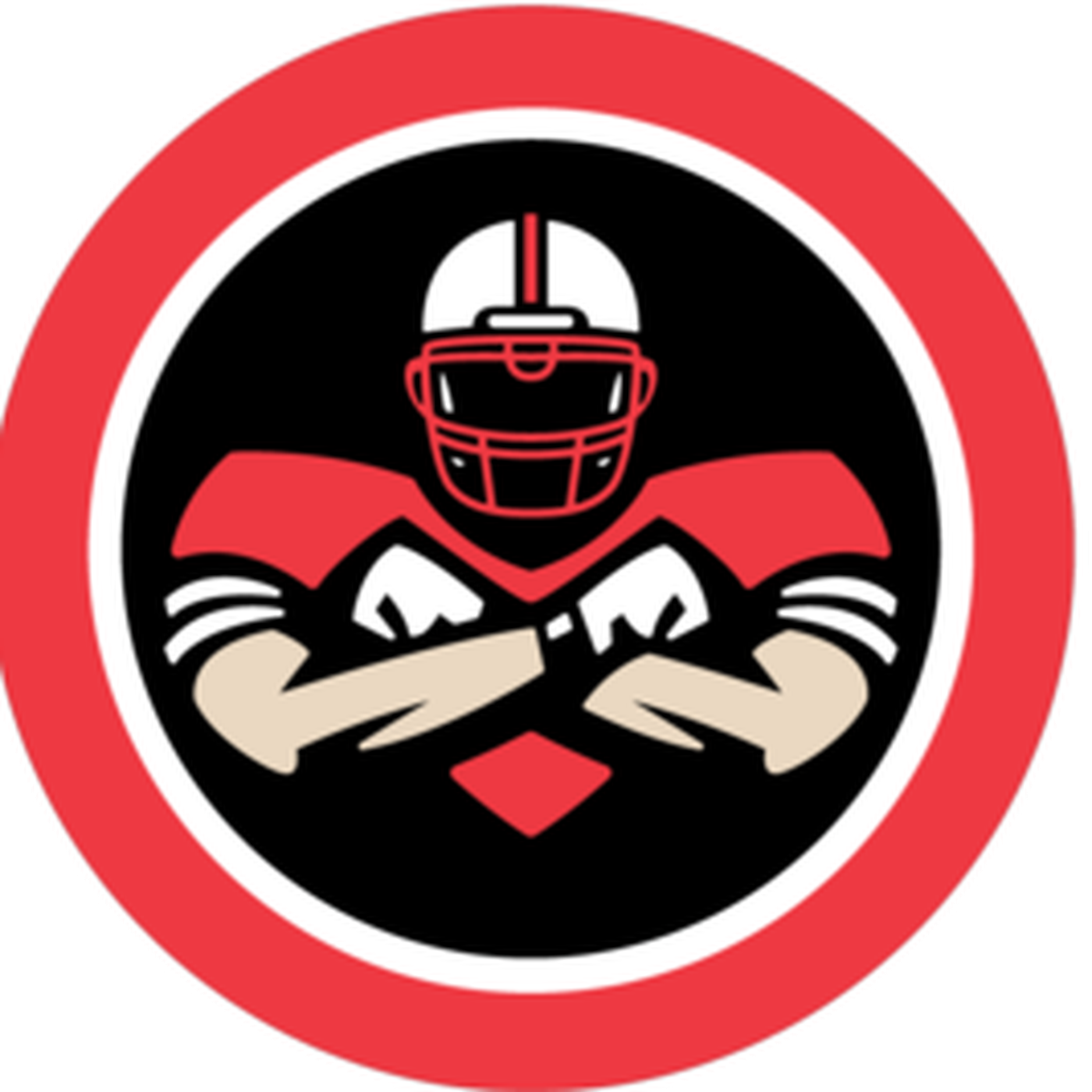 Husker football clipart vector royalty free download Understanding College Football Officiating - The Crew And Their Keys ... vector royalty free download