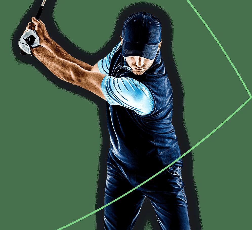 Football snake man clipart clipart free stock Fantasy Golf Guide | FanDuel clipart free stock