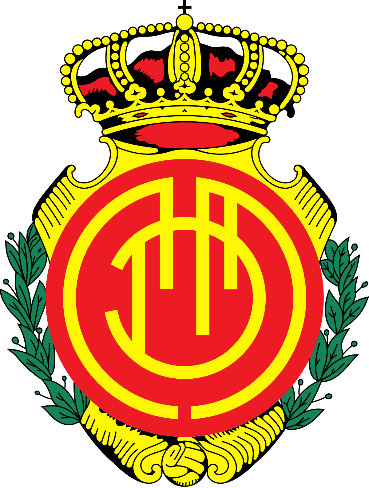Football stadium crowd clipart picture transparent stock RCD Mallorca - Wikipedia picture transparent stock
