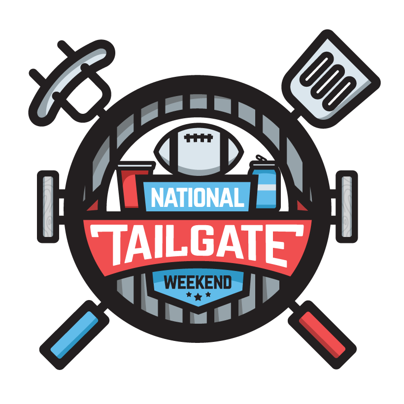 Football tailgating clipart black and white library National Tailgate Weekend black and white library