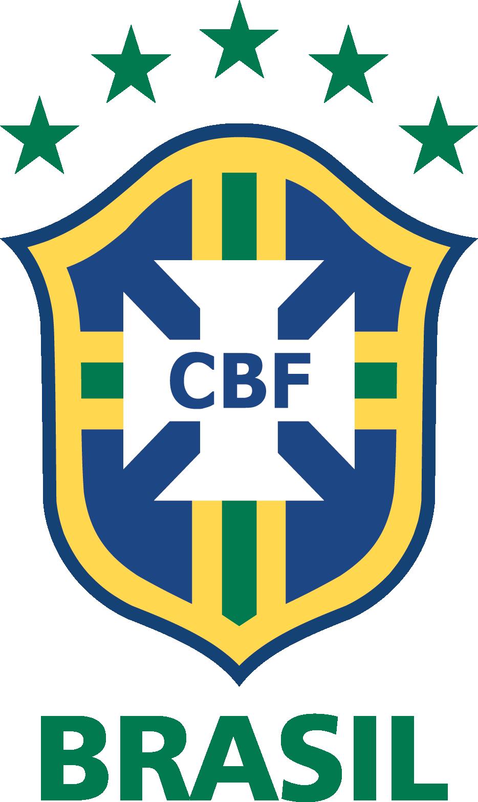 Football teams clipart png library stock Escudo, Selección de fútbol Brasil - Confederación Brasileña de ... png library stock