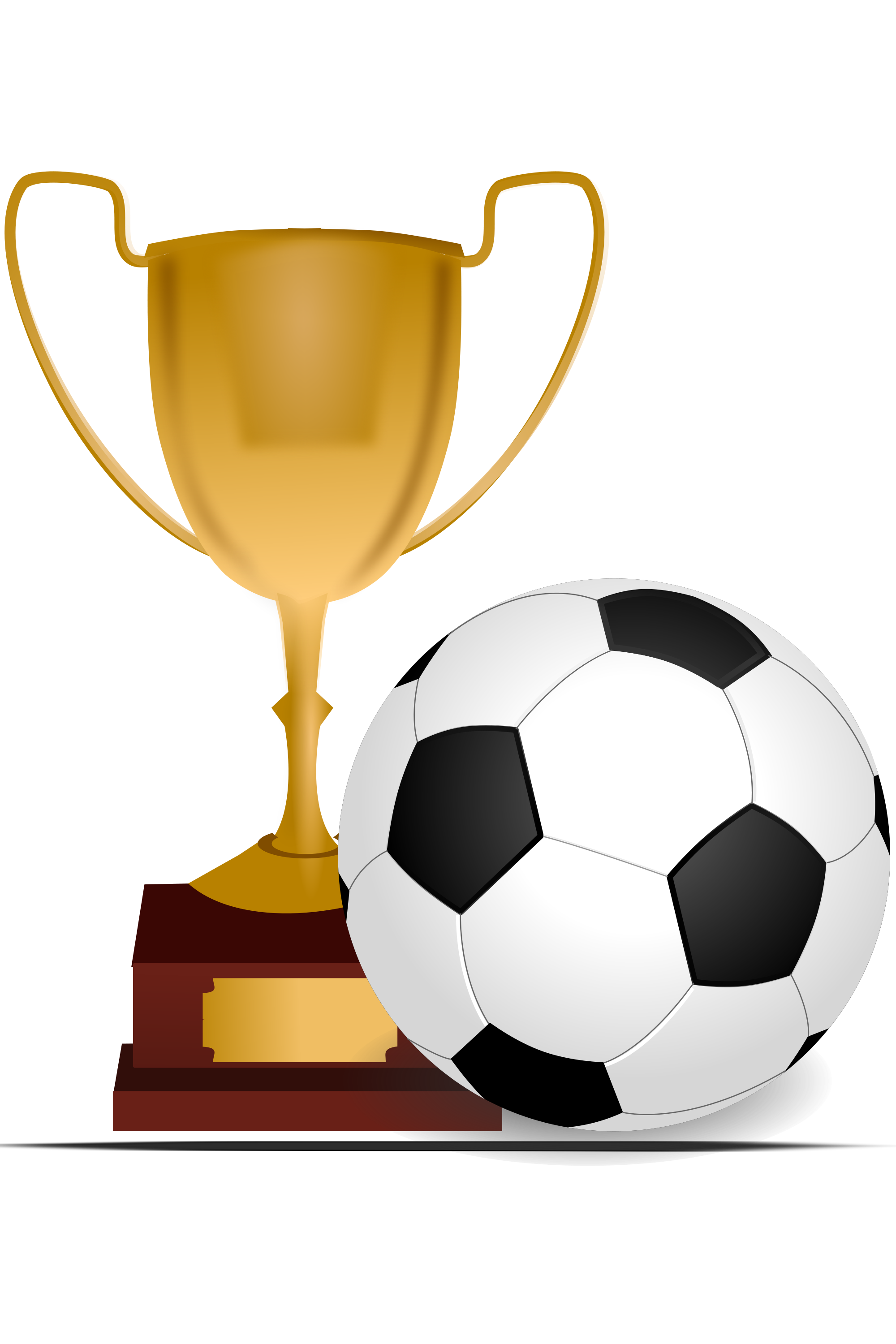 Football trophies clipart clip freeuse File:Football-Cup.svg - Wikimedia Commons clip freeuse