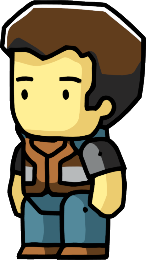 Football waterboy clipart picture library library Waterboy | Scribblenauts Wiki | FANDOM powered by Wikia picture library library