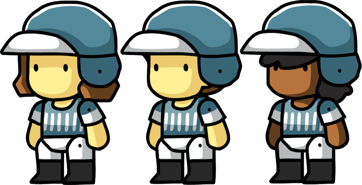 Football waterboy clipart png royalty free download Softball Player | Scribblenauts Wiki | FANDOM powered by Wikia png royalty free download