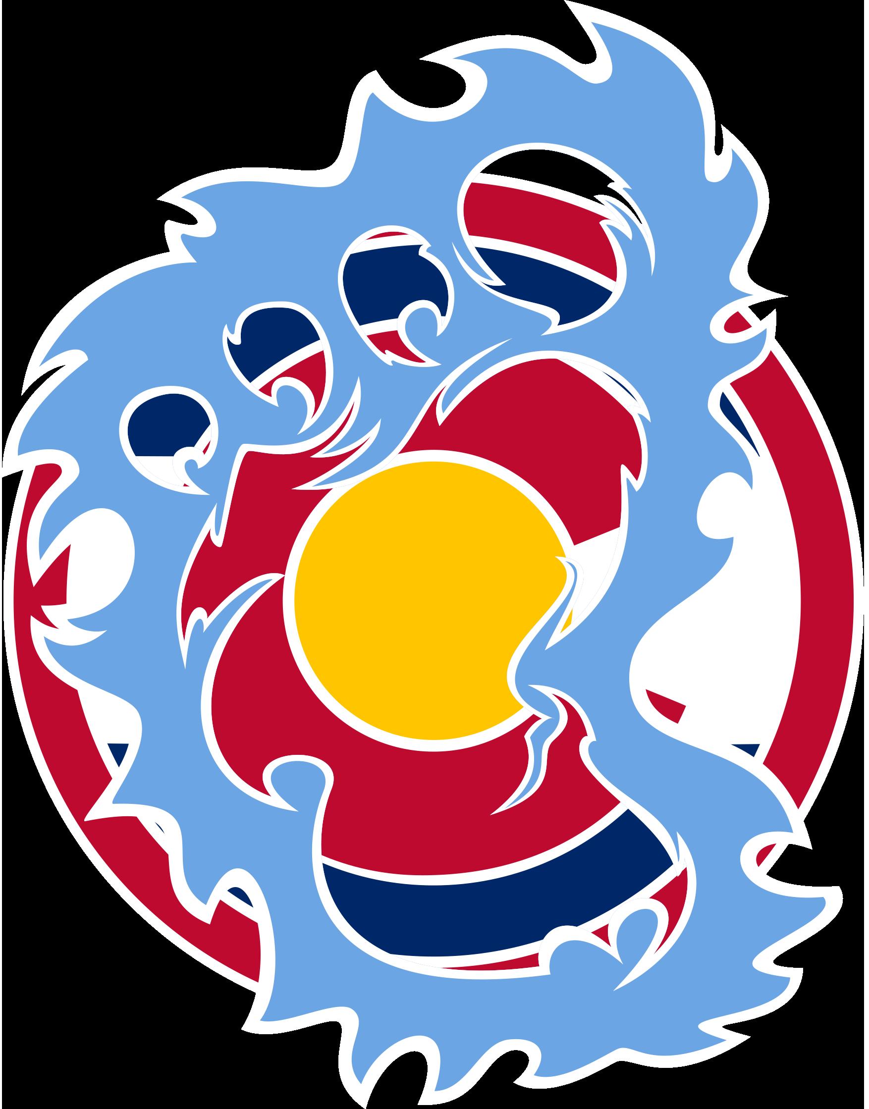 Football yeti clipart jpg freeuse stock Colorado Yeti Spring Teams jpg freeuse stock