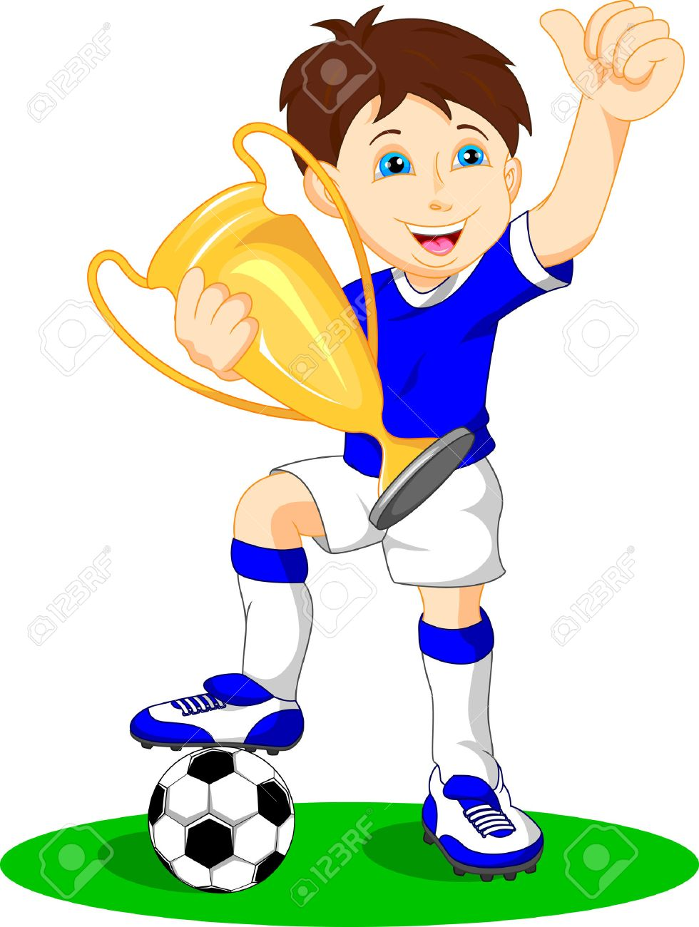 Footbawler clipart png free library Footballer clipart 4 » Clipart Station png free library