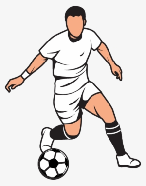 Footbawler clipart banner black and white stock Football Player PNG, Transparent Football Player PNG Image Free ... banner black and white stock