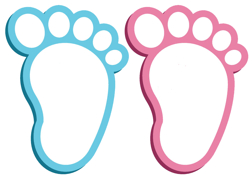Footprint heart clipart vector free library Baby Footprint Clipart at GetDrawings.com | Free for personal use ... vector free library